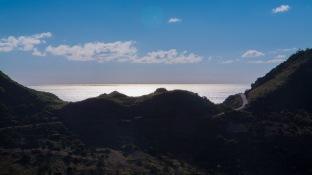 Vue de Vulcano, depuis le grand cratère, photo Serge Briez, Cap médiations 2014