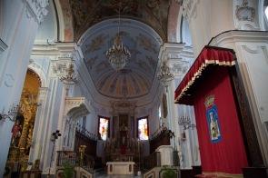Basilique San Bartoloméo, île de Lipari, photo Serge Briez, Cap médiations 2014
