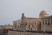 Duomo, vue de Syracuse, photo Serge Briez, Cap médiations 2014