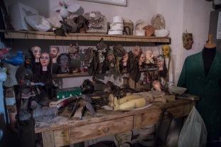 Laboratorio dei Pupi, photo Serge Briez, Cap médiations 2014