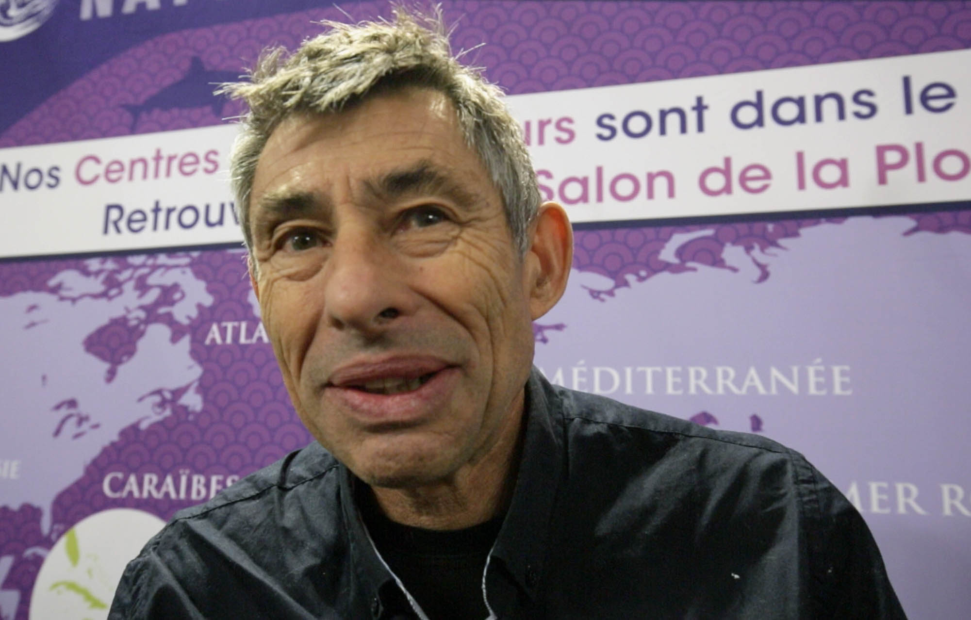 François SARANO, photo Serge Briez