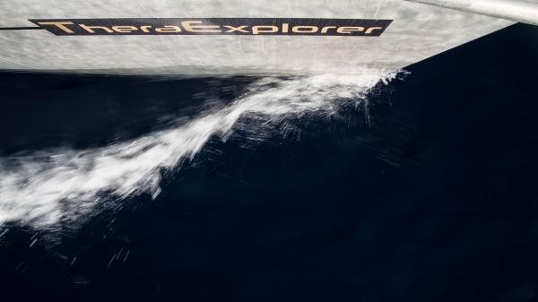 Thera Explorer, photo Serge BRIEZ