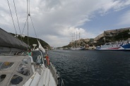 Portfolio Thera explorer par Serge Briez, Photos de Corse, Port de Bonifacio
